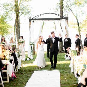 Wedding aisle decorations junglespirit Image collections