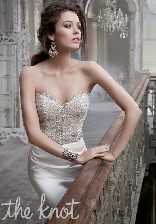 Lazaro 3214 Wedding Dress photo
