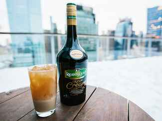 thai iced tea with kerrygold