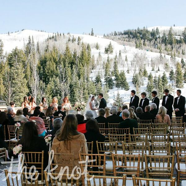 Floral Arrangements For Ceremony Chairs
