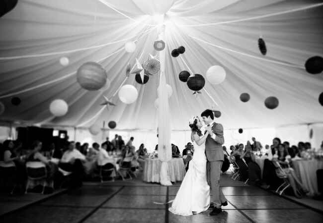 Photo: Brinton Studios // Event Planning: A Touch of Bliss // Featured: The Knot Blog