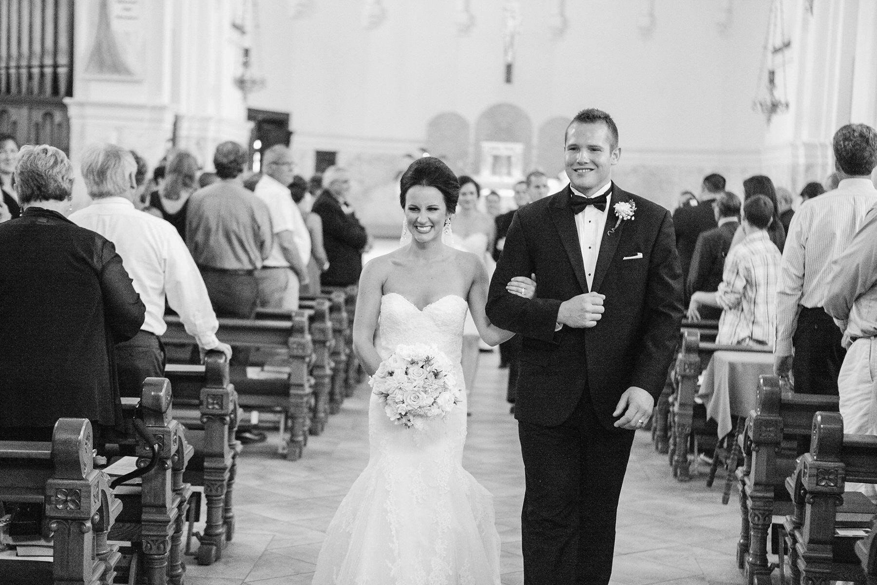 A Glam Wedding in Green Bay, WI