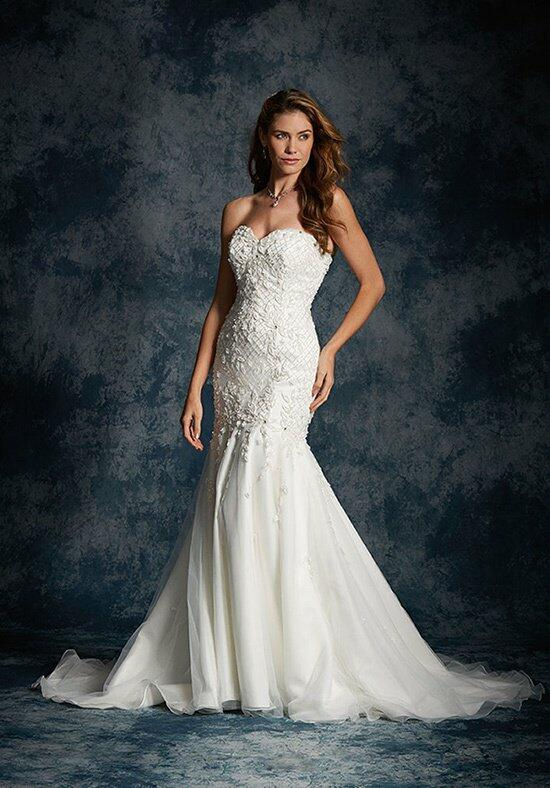 Alfred Angelo Sapphire 954 Wedding Dress photo