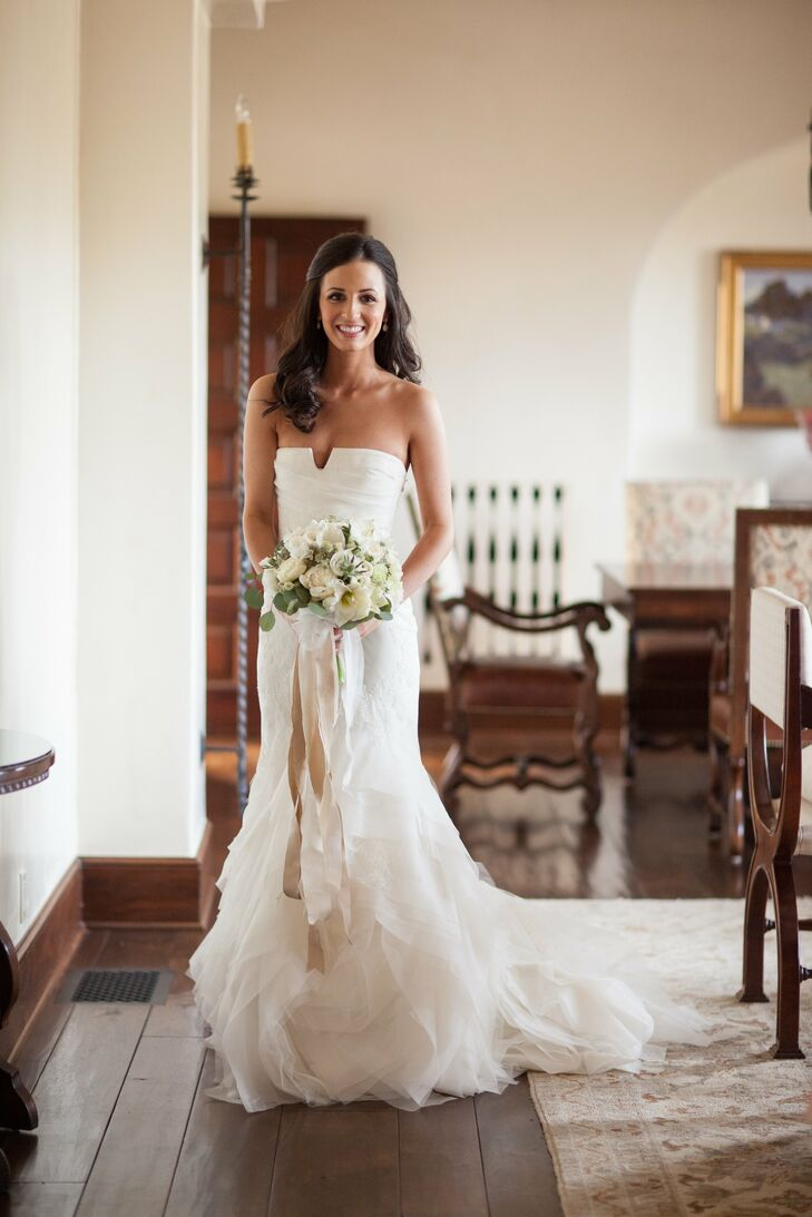 Vera Wang Fawn Wedding Dress