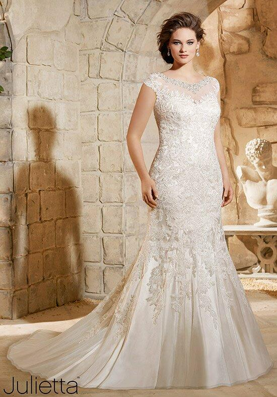 Julietta by Madeline Gardner 3188 Wedding Dress photo