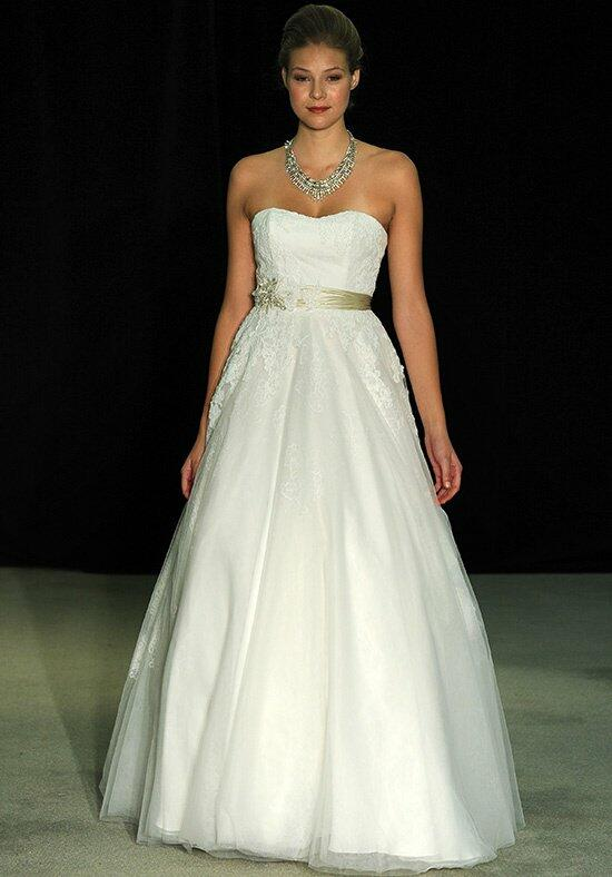Anne Barge Swan Lake Wedding Dress photo