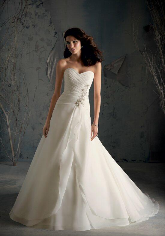 Blu by Madeline Gardner 5169 Wedding Dress photo