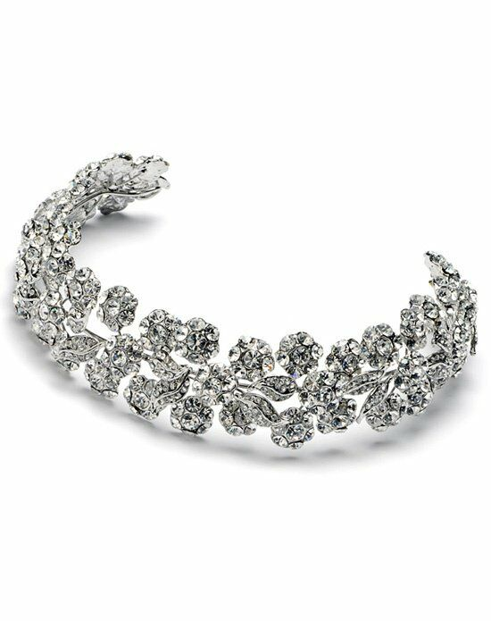 USABride Miranda Crystal Headband TI-3117 Wedding Accessory photo
