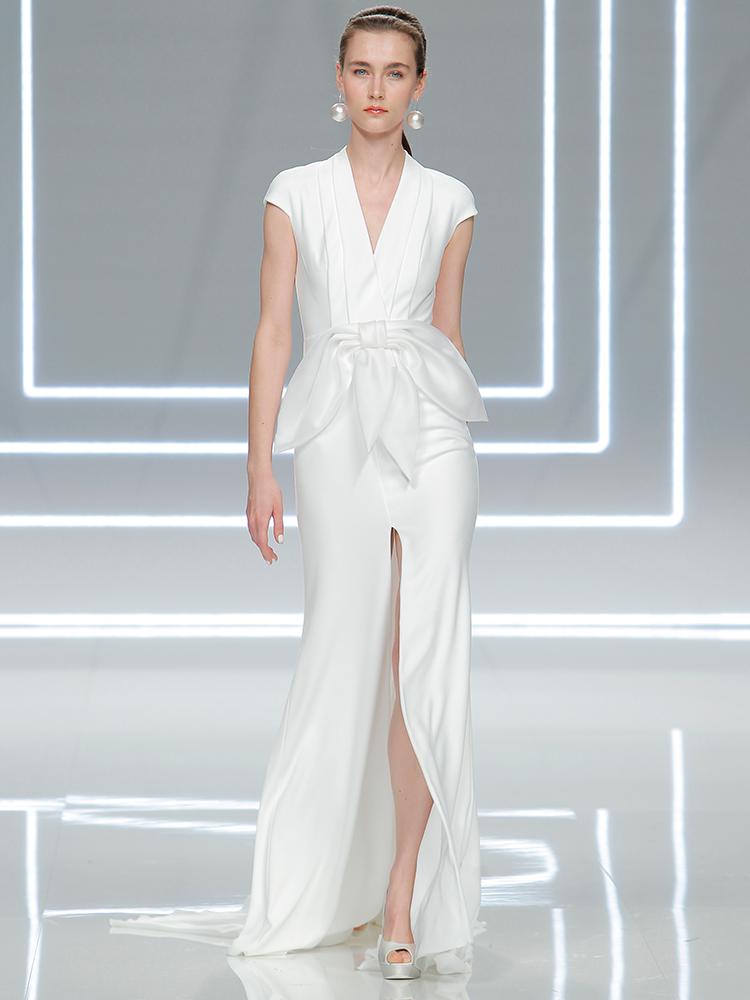 Rosa Clará 2017 Collection Bridal Fashion Week Photos