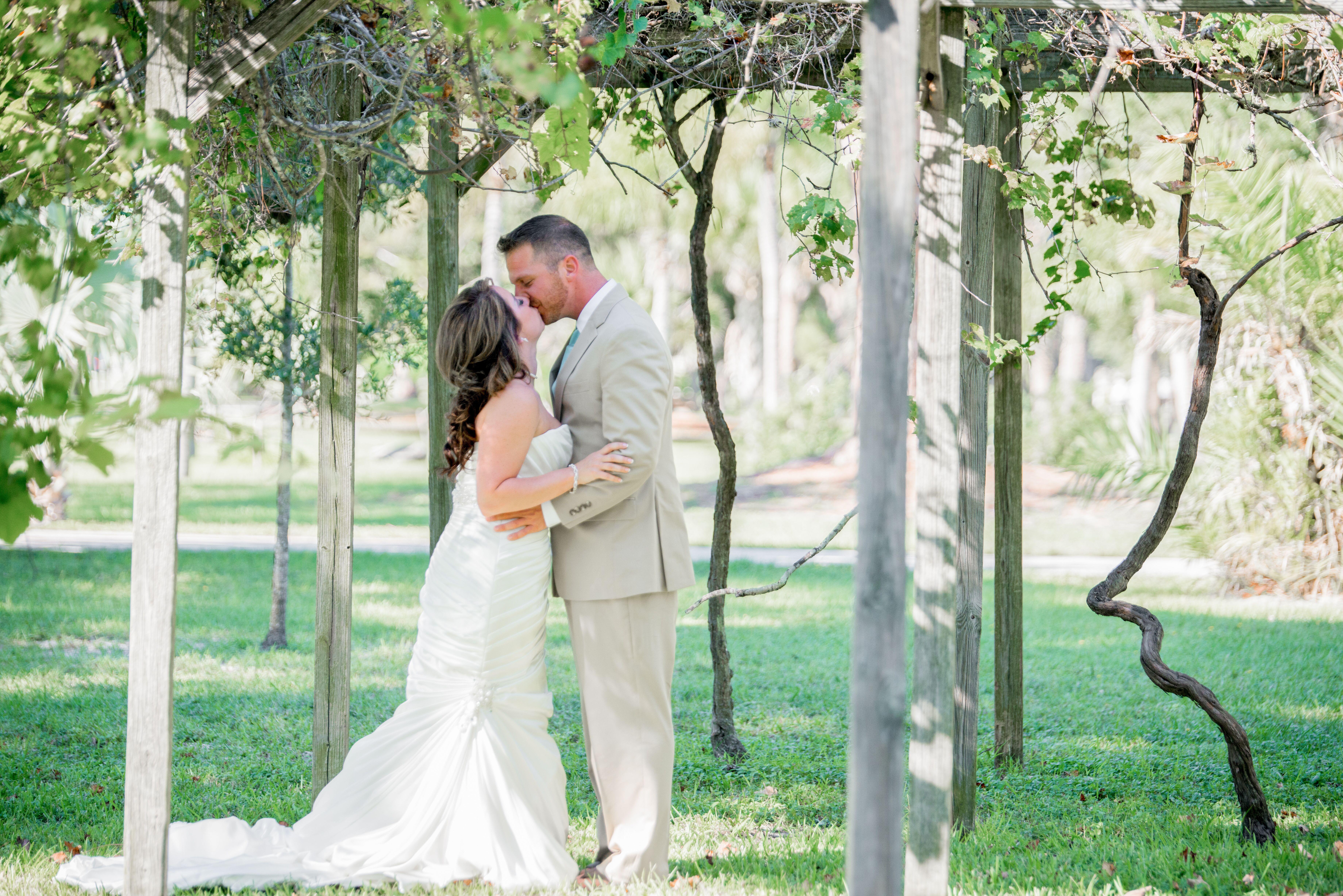 Real Weddings Melbourne: A Beach Wedding At The Hilton Melbourne Beach Oceanfront