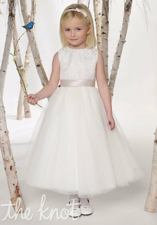 Joan Calabrese by Mon Cheri 211301 Flower Girl Dress photo