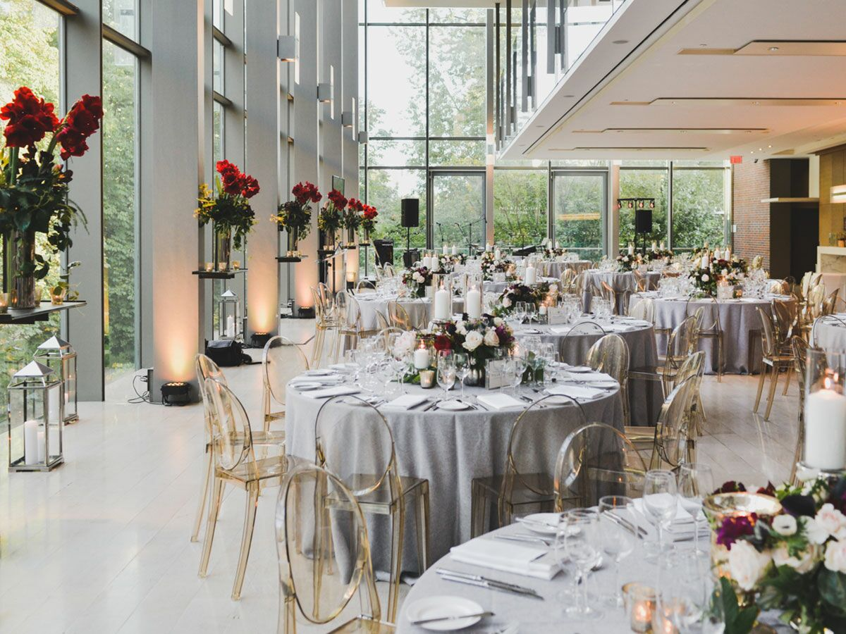 How to Decorate Banquet, Square and Round Reception Tables