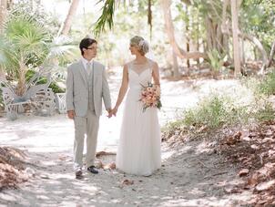 A Vintage Inspired Florida Wedding At Tarpon Creek In Marathon