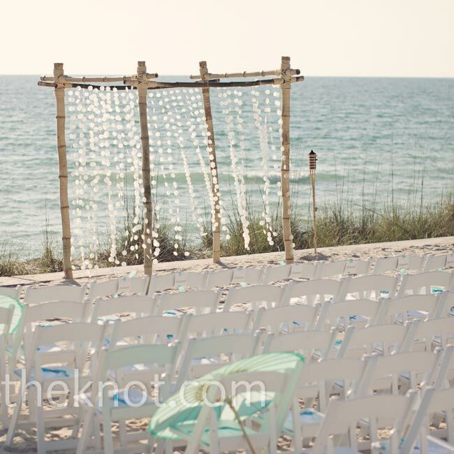 Fraser Valley Wedding Rustic Decorations: A Modern Rustic Wedding In Boca Grande, FL