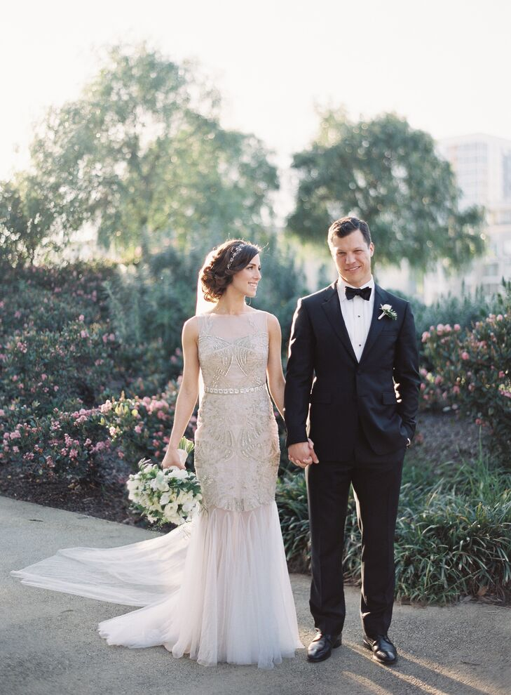 A Garden Inspired Wedding At Bluxome Street Winery In San Francisco California