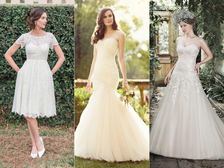 15 Wedding Dresses Under 1000
