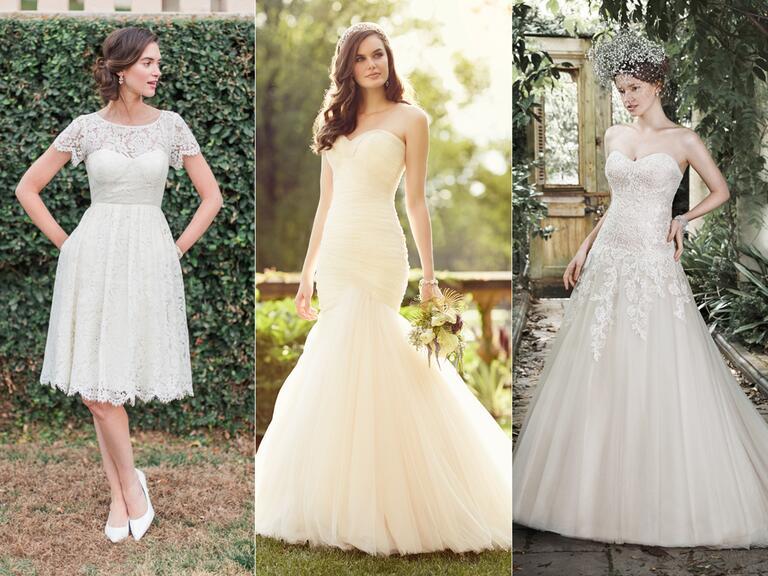 15 Wedding Dresses Under $1,000