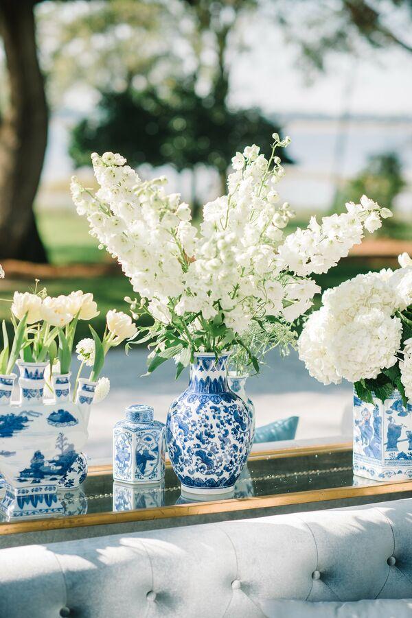 Tulip Wedding Decorations Accents