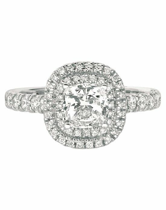 FlyerFit by Martin Flyer CM04CUDBLQ-C-5.5X5.0CU Engagement Ring photo