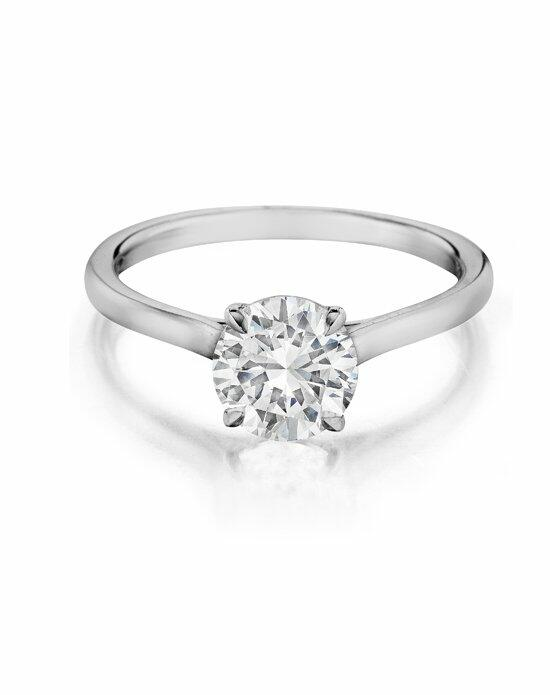 Henri Daussi H02 Semi-Mount Engagement Ring photo