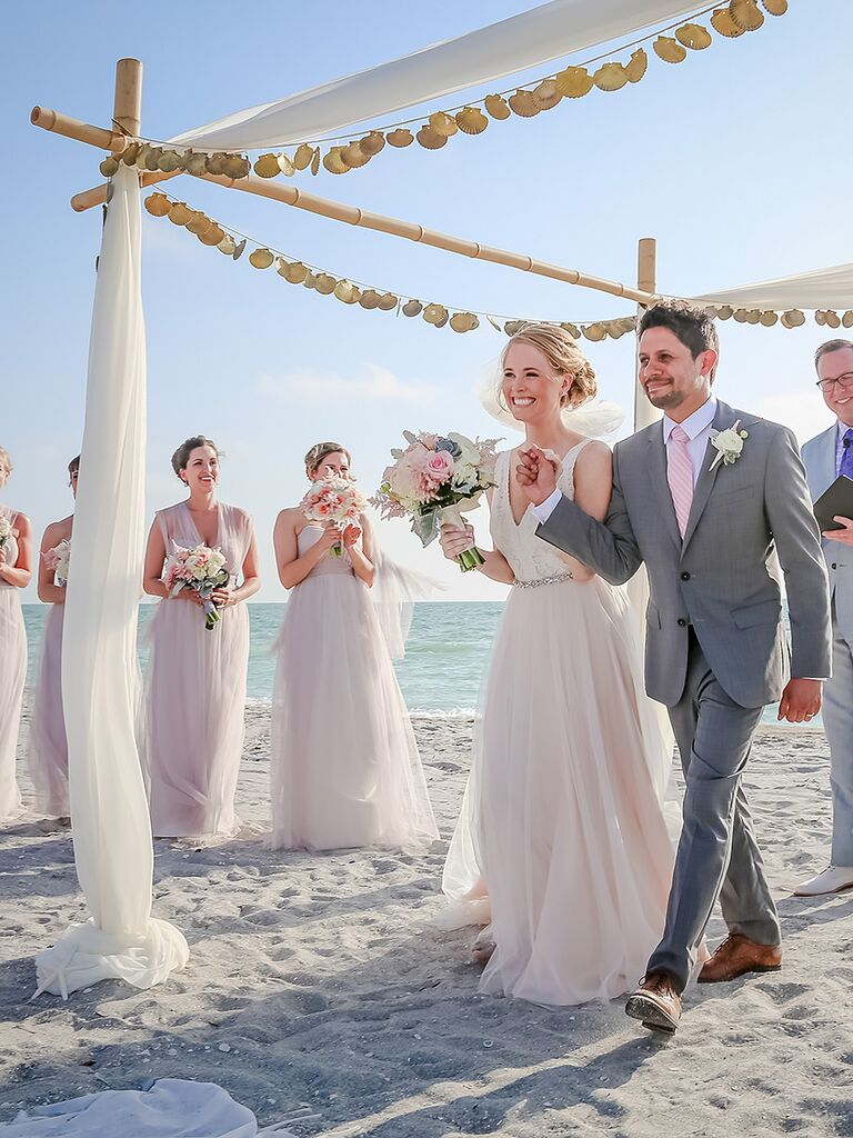 16 best nautical wedding ideas wedding arch ombrellifo Image collections