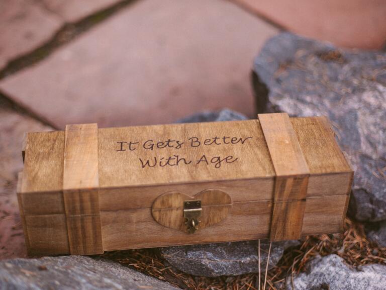 wine box wine ceremony