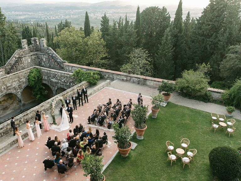questions to ask on your wedding venue site tour