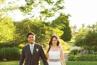 The Bride Corinna Gleich, 30, an architectural engineer The Groom Andrew Javier, 33, also an architectural engineer The Date June 23  Corinna found in