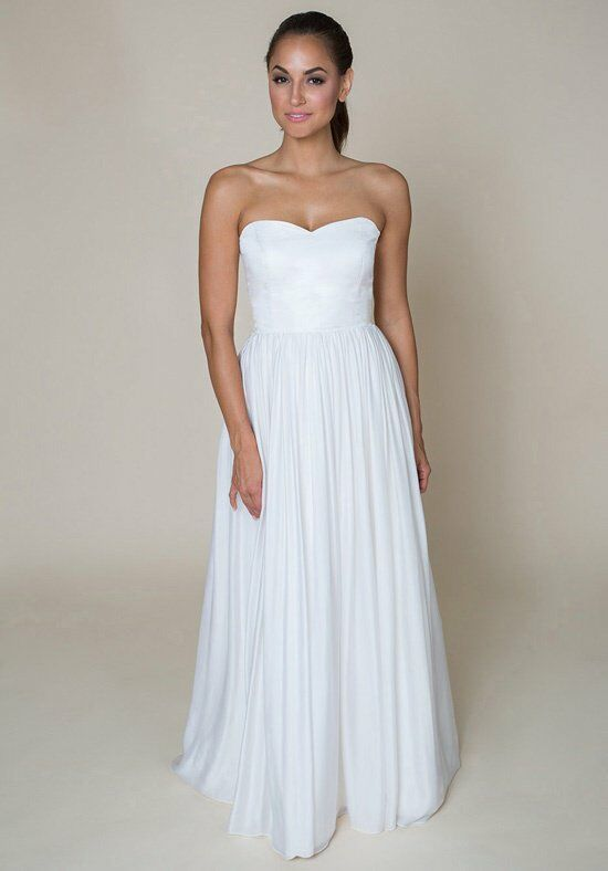 Build-A-Bride by heidi elnora Lola Blaire Wedding Dress photo