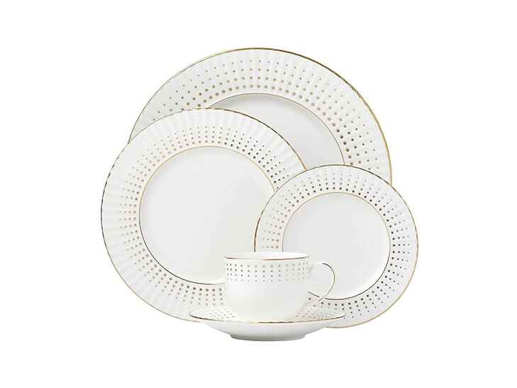 Lenox Golden Waterfall dinnerware