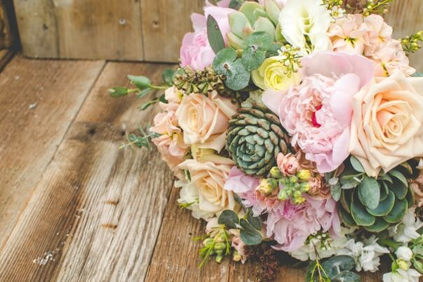 Expensive Flower Girl Baskets : Florists in bennington ne the knot