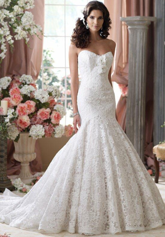 David Tutera for Mon Cheri 114286 Wedding Dress photo