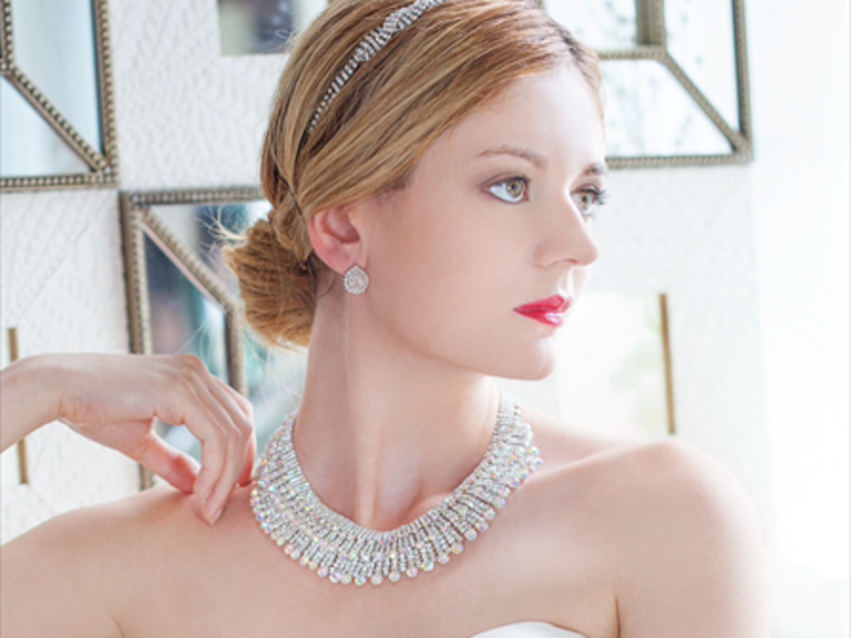 Wedding Jewelry + Accessories in NYC