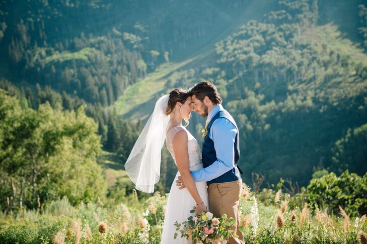 A Rustic Mountain Wedding At Park City Resort In Utah