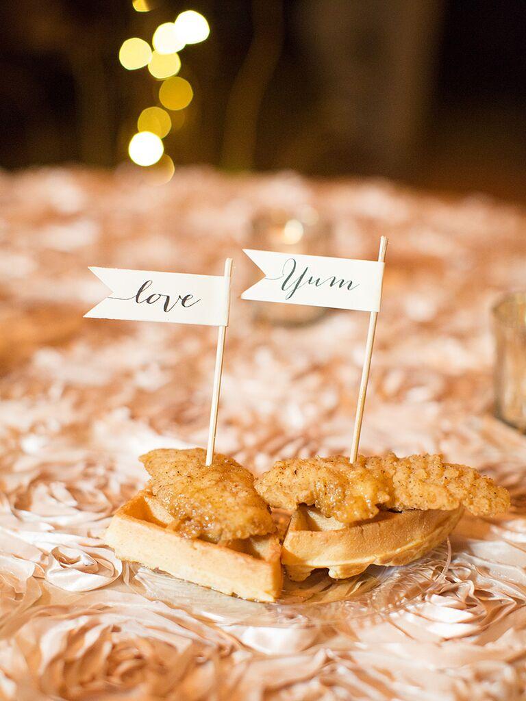 Wedding Reception Appetizer Ideas Gallery Wedding Decoration Ideas