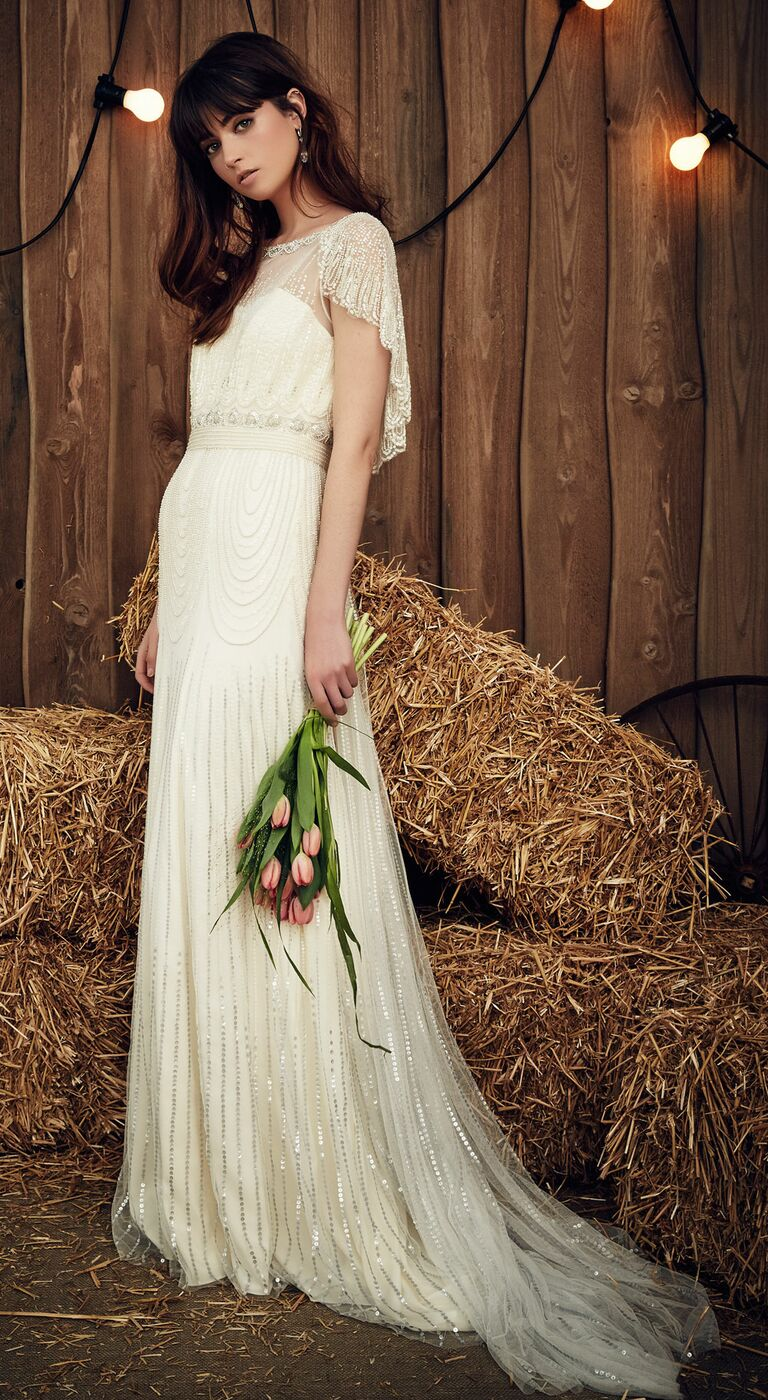 Jenny Packham Spring Collection Bridal Fashion Week Photos