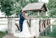 For Paige Lofton and Semarr Patrick, good food, great music and beautiful scenery were essentials for their summer nuptials. After coming across The S