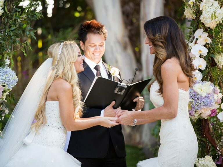 Same-Sex Wedding Ceremony Script Examples