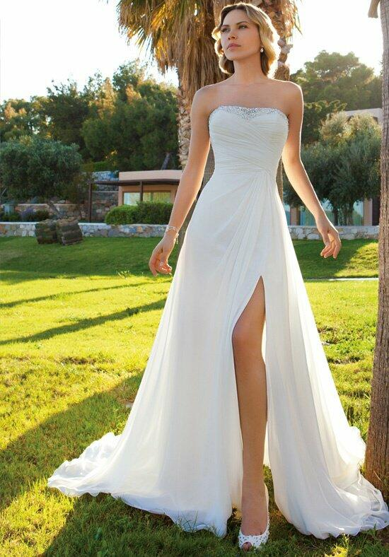 Demetrios DR201 Wedding Dress photo