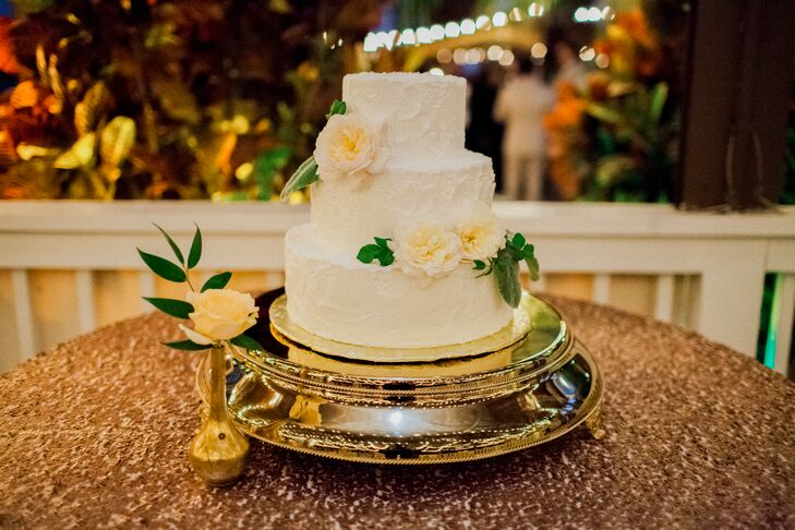 vegan wedding cakes orlando fl a green and gold wedding at paradise cove orlando in 21568