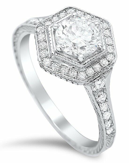 Timeless Designs R1552 Engagement Ring photo