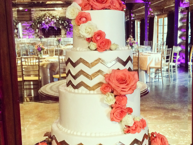 Wedding Cakes in Tulsa
