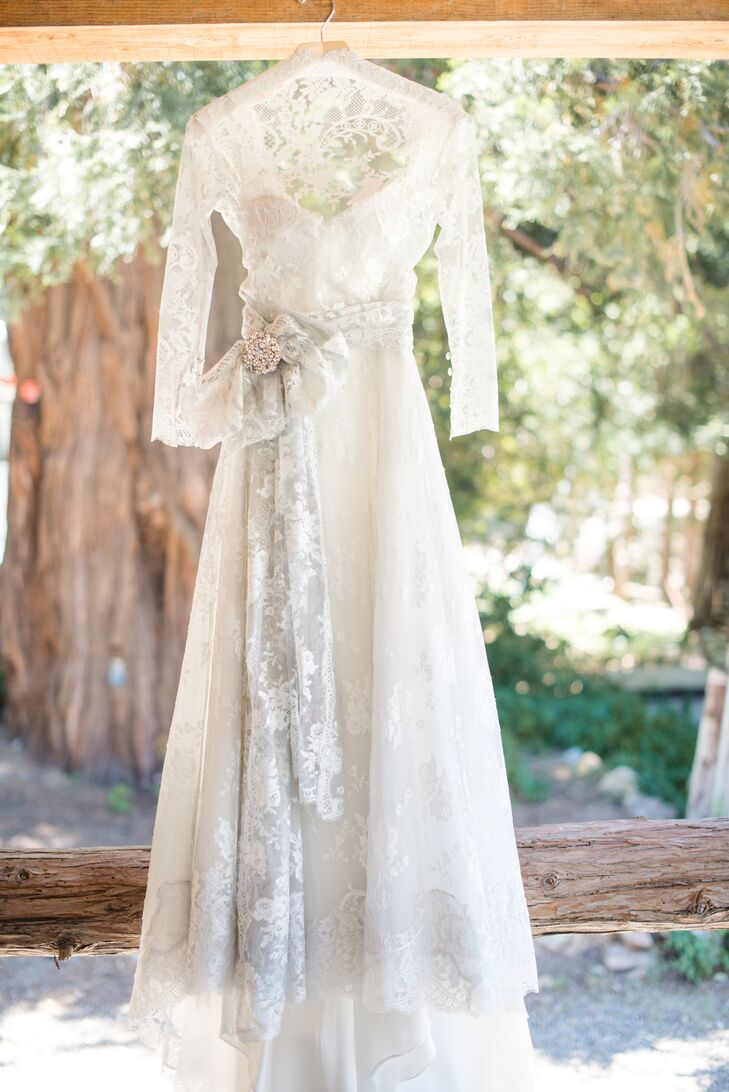 A Vintage-Inspired Mountain Wedding at Bailey\'s Palomar Resort on ...