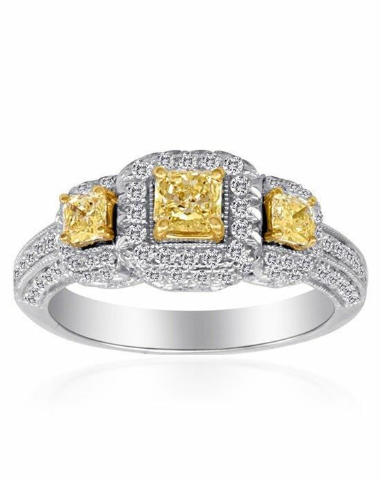 Roman + Jules TR515WY-18K Engagement Ring photo