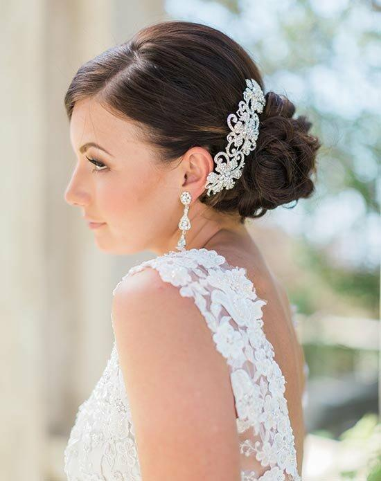 Bel Aire Bridal 6193 Wedding Pins, Combs + Clips photo
