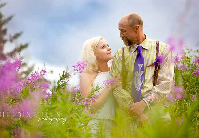 Photo: Heidi Stutes Photography // Featured: The Knot Blog