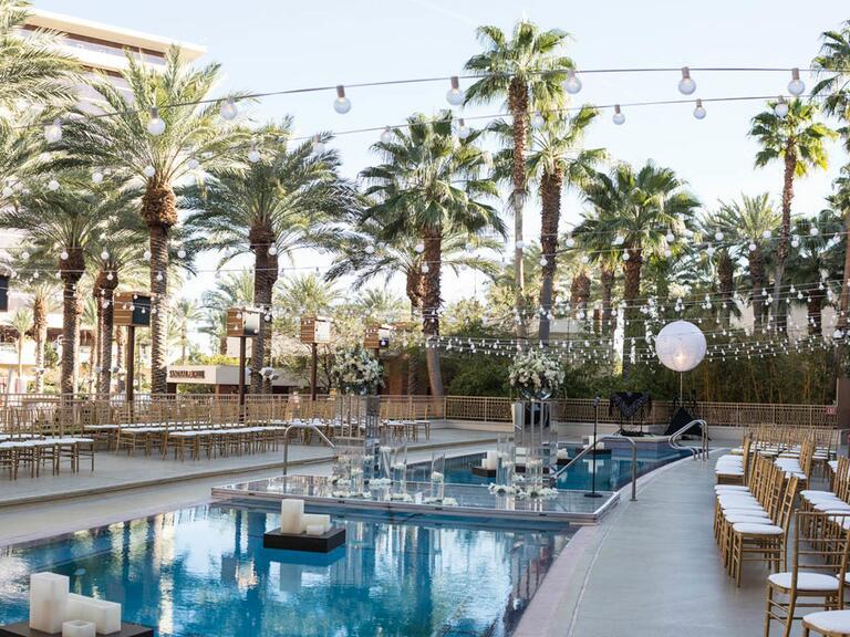 Nevada wedding reception space