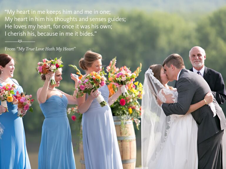 Wedding Reading Love Is Patient: 44 Ceremony Readings You'll Love