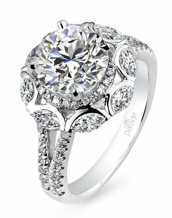 Parade Design Style R3008 from the Hemera Collection Engagement Ring photo