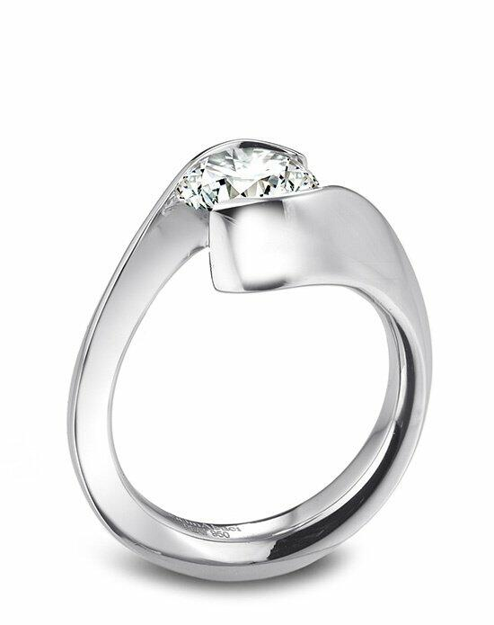 Platinum Engagement and Wedding Ring Must-Haves Gelin Abaci Platinum and Diamond Engagement Ring Engagement Ring photo